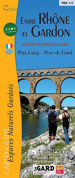 Sch ma local de randonn es communaut de communes du pont du gard - Office de tourisme du pont du gard ...