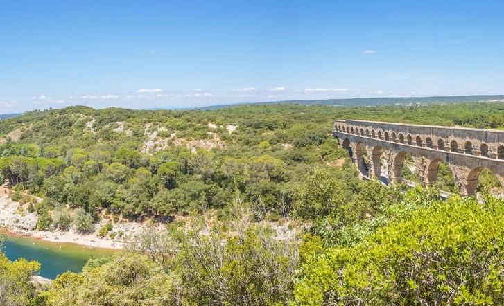 Cartographie sig communaut de communes du pont du gard - Office de tourisme du pont du gard ...